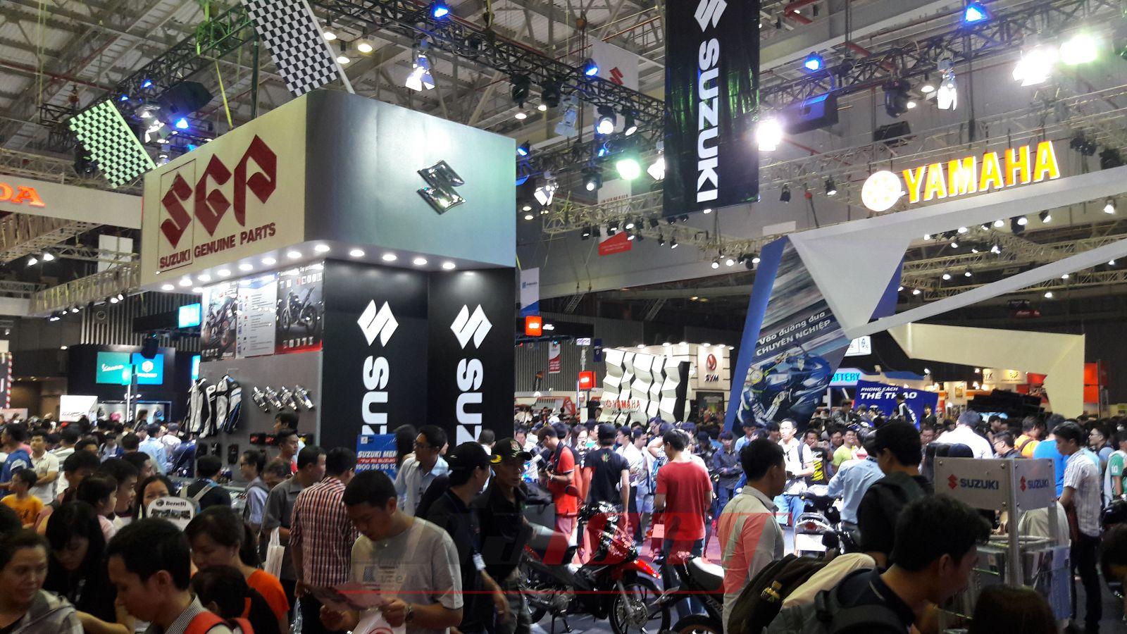 Automechanika Hồ Chí Minh lần thứ 2 trở lại với hơn 360 doanh nghiệp-1
