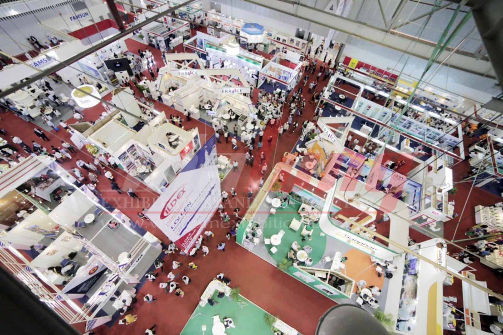 Hội chợ ILDEX 2018 sẽ được tổ chức tại Trung  tâm Triển lãm SECC
