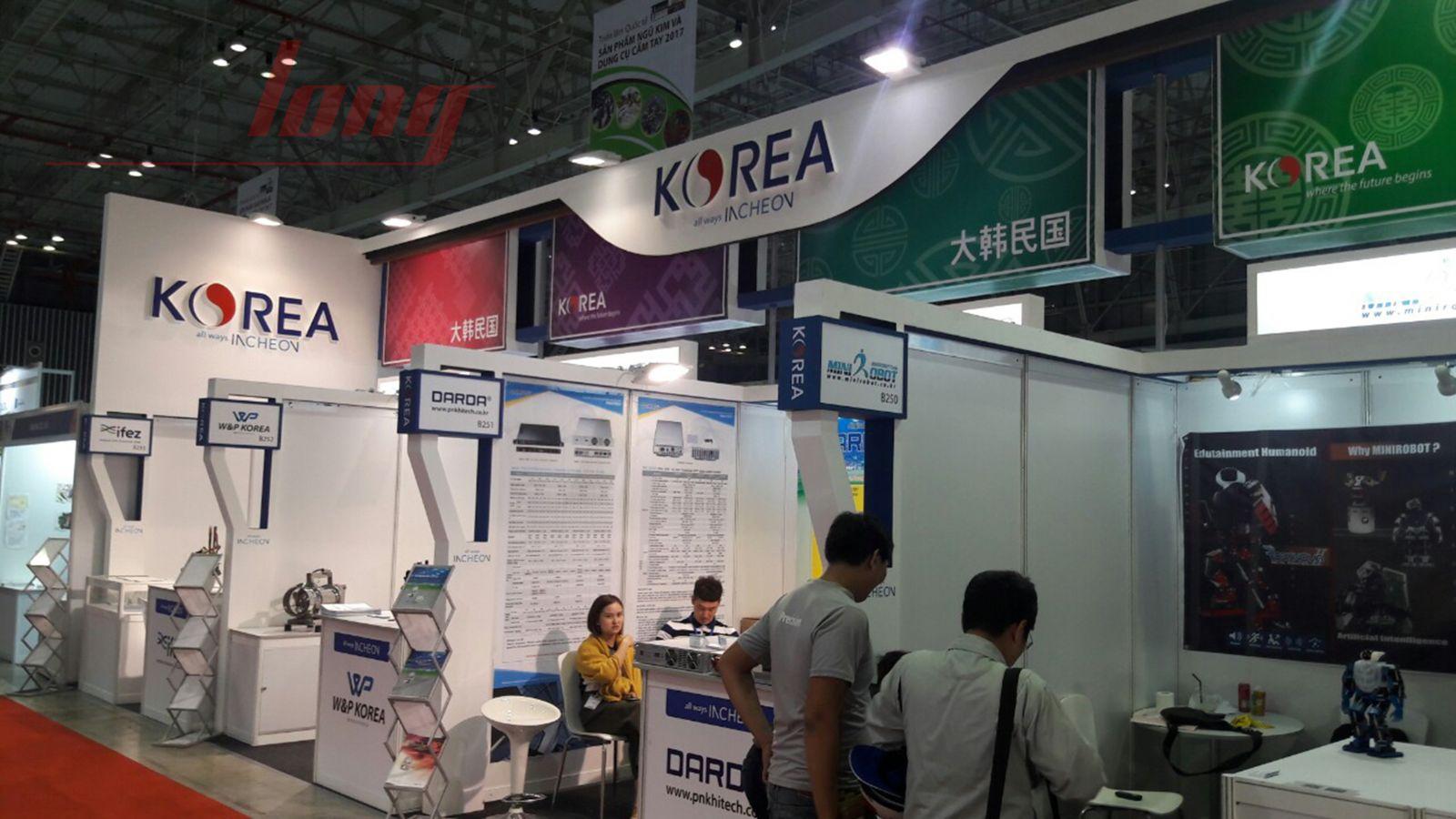Triển lãm PROPAK VIETNAM có sự tham gia của nhiều doanh nghiệp Quốc tế