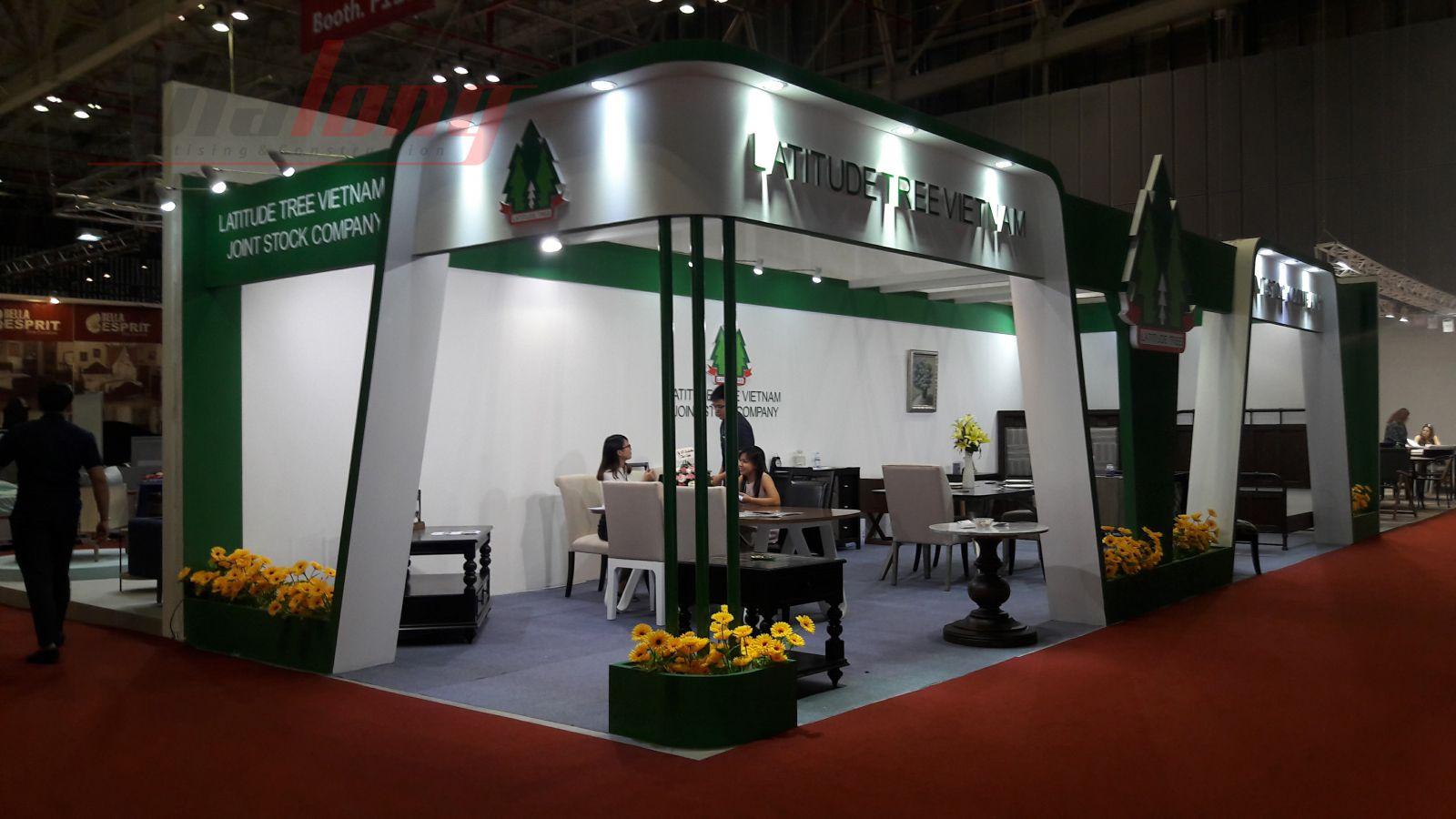Hội chợ Quốc tế Đồ gỗ thu hút nhiều doanh nghiệp nước ngoài tham gia